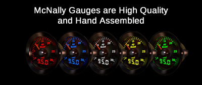 McNally Auto Gauges