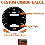 Custom Gauge Kit