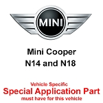 Mini Cooper N14 and N18 Aluminum PCV Connection Adapter