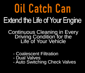 Universal Oil Catch Cans kit for your GDI Engine
