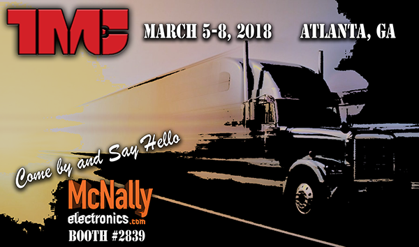 McNally is Going to TMC- Transportation Technology Exhibition
